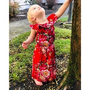 The Lil Pina dress In 12-18 month